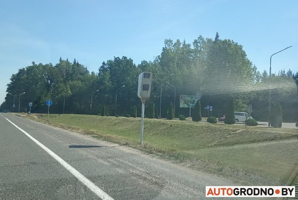 камеры возле Брузгов на трассе М6