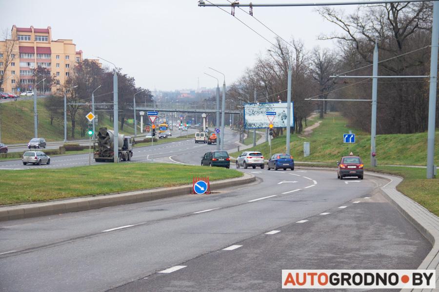 Умные светофоры на Клецкова