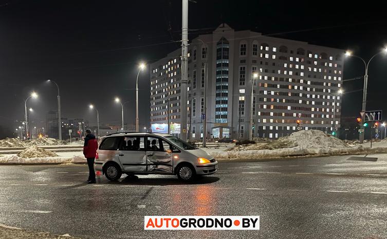Авария ДТП на Дубко 22 февраля 2021