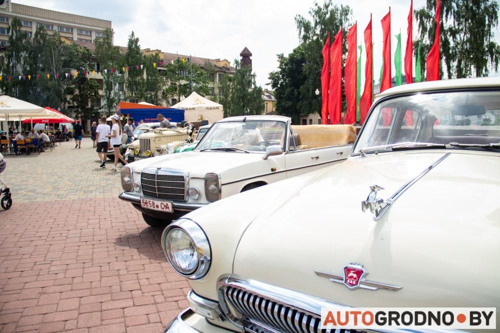 85 лет ГАИ Гродно праздник 2021