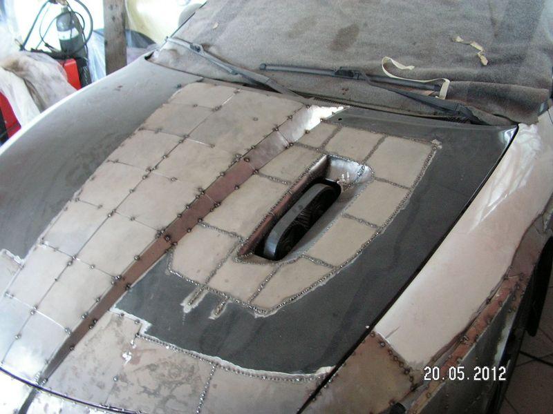 В Гродно появился Mitsubishi Eclipse, который 2 года тюнинговали в Польше